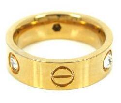 Pedra de ouro de 6mm