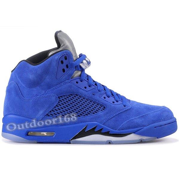 #10 Blue Suede