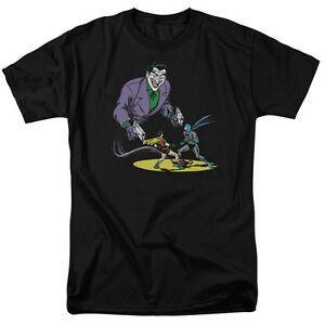 Nouvel ampli Robin DETECTIVE 69 COMIC COVER Joker Licensed T Shirt Toutes Tailles