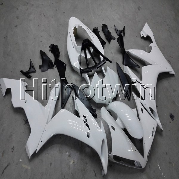 Gifts+Screws ABS white Fairing Motorcycle cowl for Yamaha YZF-R1 04 05 06 YZFR1 2004 2005 2006