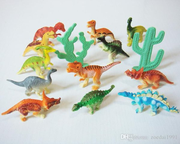 Dinossauro Brinquedo De Plástico Jurassic Play Dinossauro Modelo Figuras de Ação Melhor Presente para Meninos