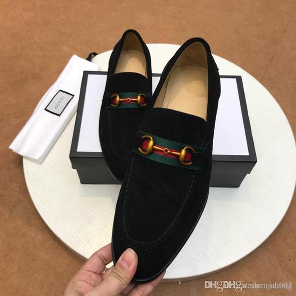 19ss Handmade Designer Vintage Retro Fashion Luxury Casual Wedding Party Brand Hombre Cuero genuino Mens Derby Zapatos de vestir 38-45