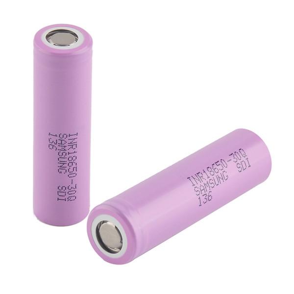 18650 для Samsung 25r Зарядное устройство для аккумуляторов FOR SYNY VTC5 VTC4 2500 мАч 20А скорость разряда батареи 20А 35а МАКС