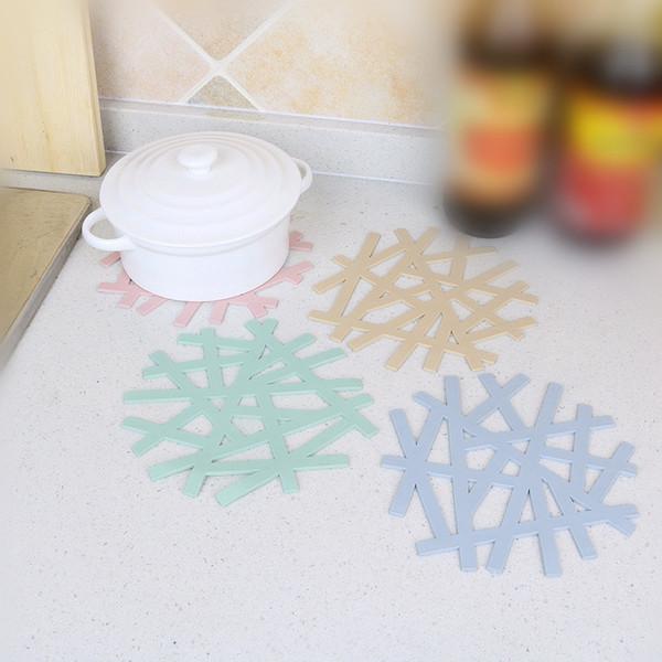 Geschirr Isoliermatte Untersetzer Tasse Matten Pad Wärmeisolierte Schüssel Tischset Wohnkultur Desktop Haushaltsdekor CT0284