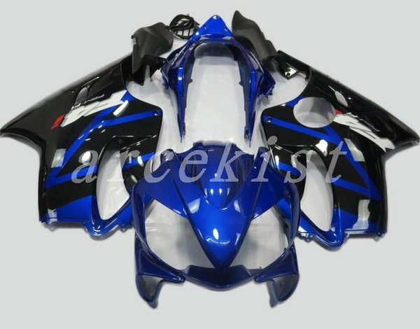 OEM Quality New ABS Fairing kit Fit for HONDA CBR 600 F4i fairings 2004 2005 2006 2007 CBR600 FS F4i 04 05 06 07 custom Free blue black