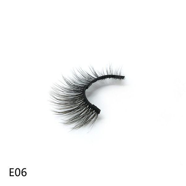 E06 2019 New private label magnetic eyeliner wear magnetic eyelashes Directly no glue liquid waterproof eye liner pencil