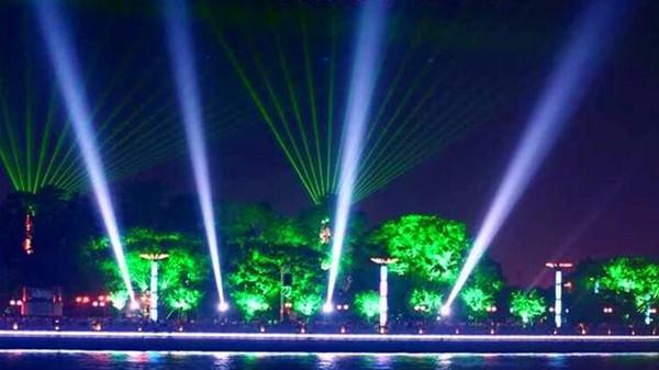 Lampada a LED a fascio stretto Lampada wall washer 10W RGB per esterni illuminazione per esterni AC85-265V faretti a tenuta stagna Linear Light LLFA