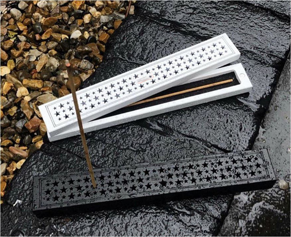 best selling fahion Stars Incense Burner 20SS SUP box logo white black color in stock