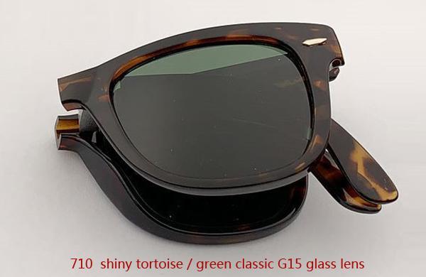 710 السلحفاة لامعة / G15 الكلاسيكية الخضراء