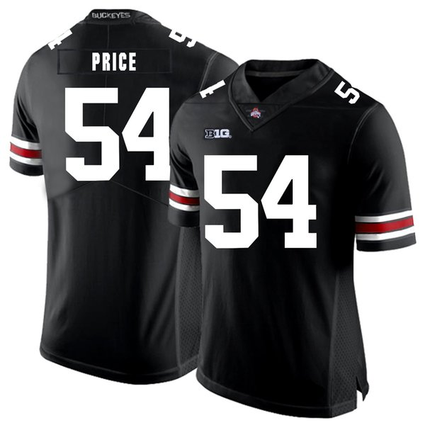 innovative design 9cfbf 4ae08 2019 Billy Price Stitched Mens Ohio State Buckeyes Bradley Roby White Black  Red Game NCAA College Jersey From Linxiaolin152831, $25.13 | DHgate.Com
