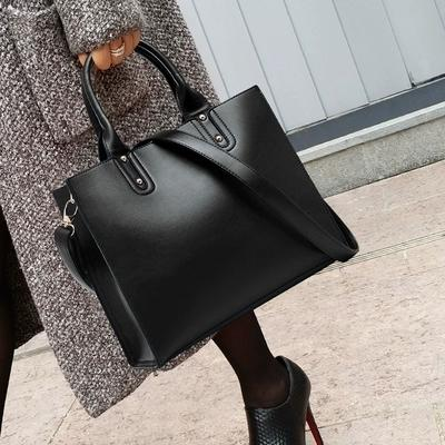 Fashion Leather Bag Large Women Leather Handbags Famous Brand Women Messenger Bags Big Ladies Casual Clutch Tote Shoulder Bag