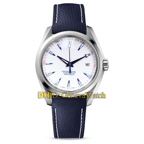 Diver Mens Watches 316L Stainless Steel Case Blue Leather Strap Wristwatches Mechanical Automatic Movement Watch Waterproof designer watch