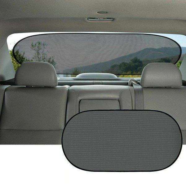 5шт / 2PCS автомобилей стороне заднего окна экрана козырек от солнца крышки сетки лобового стекла Навес Козырек Авто Универсальная Интерьер Sunproof протекторы
