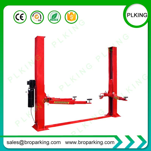 Factory Sale 2 Post Car Lift Bridge 220V