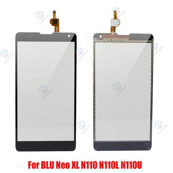 Touch Screen Digitizer Glass For Blu Neo XL N110 N110L N110U Touchscreen Sensor Screen Replacement