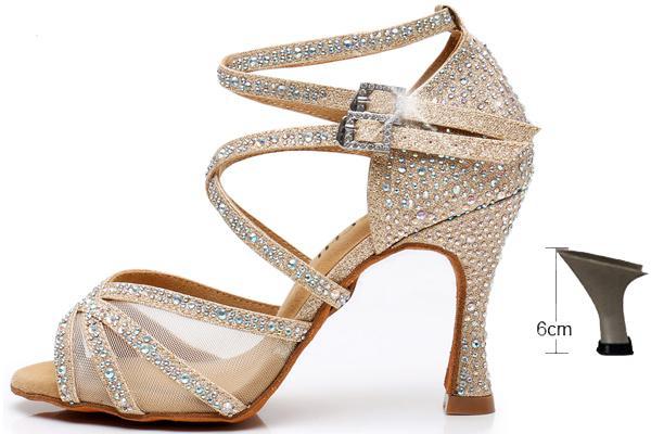 Gold Glitter 6cm