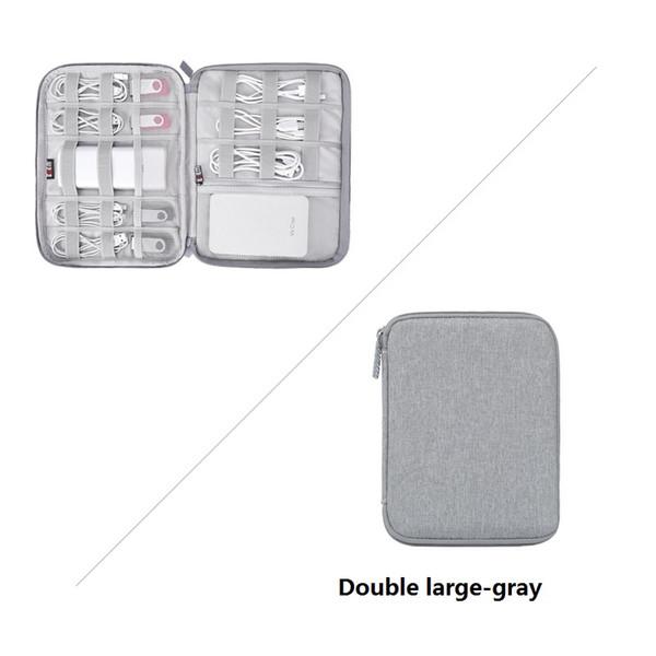 Doble grande gris
