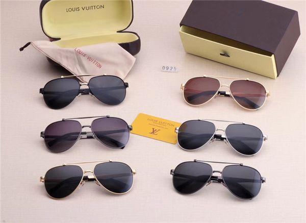 Высокое качество Новая мода старинные солнцезащитные очки женщин Марка дизайнер женские солнцезащитные очки женские солнцезащитные очки с чехлами и коробкой