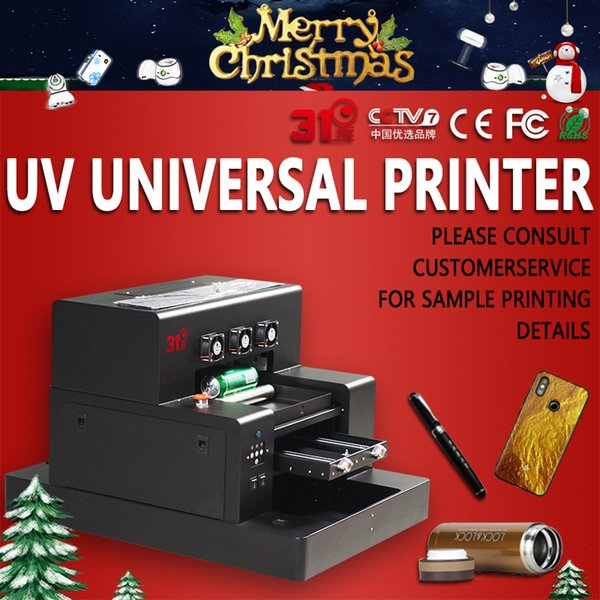 A3 A4 UV With Cylinder Color Inkjet Printer Cup /T Shirt Printing Machine/ 3d Emboss Phone Case /Metal/Wooden/PVC Printers