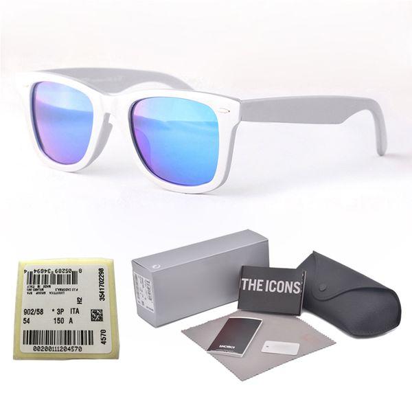 1pcs wholesale - High quality Brand designer sunglasses for men women unisex glasses uv400 glass lenses eyewear with free cases and label