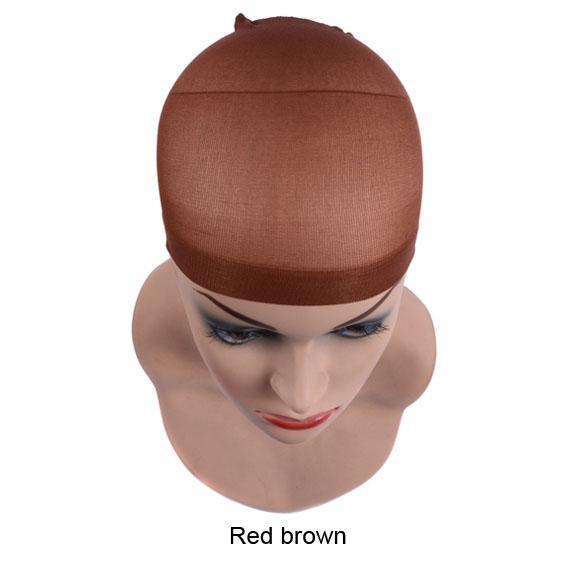 rojo marrón