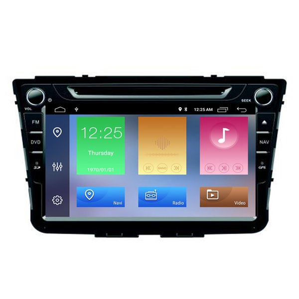 Fábrica atacado Android 9.0 DVD do carro para Hyundai ix25 Creta Radio Car GPS Navigation Stereo Multimedia Player 2Din com DSP IPS