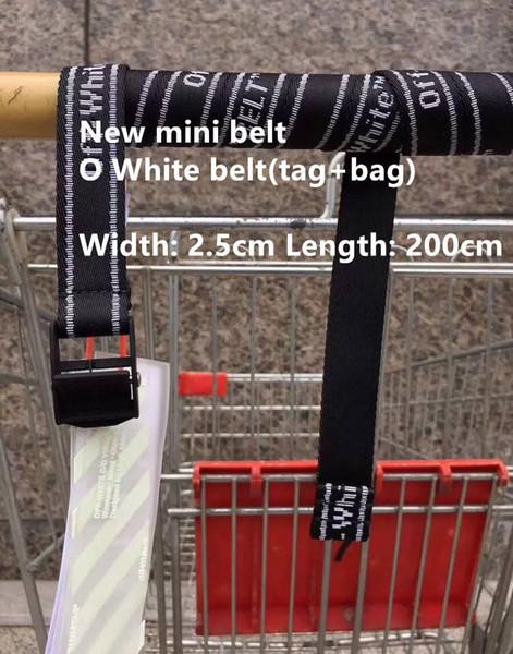NO1 جديد (أسود) العرض: 2.5 سم