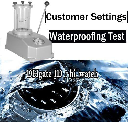 Customized waterproof service