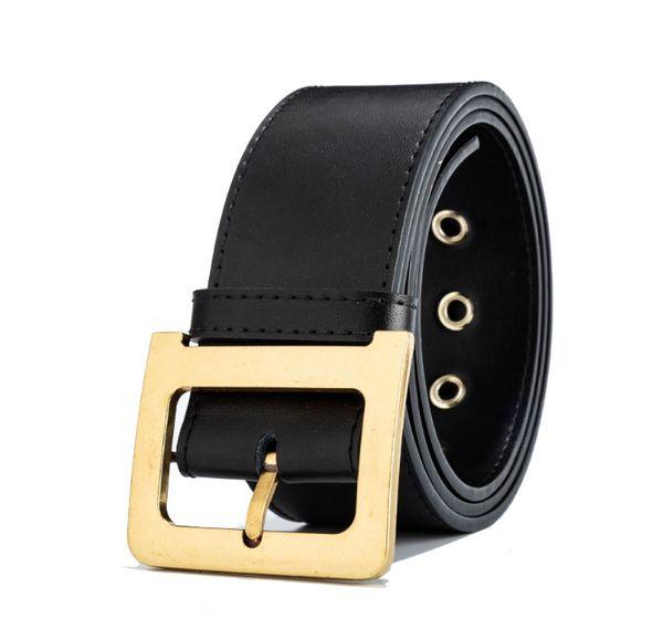 Cinto de grife de luxo de luxo mais recente de alta qualidade homens e mulheres suave fivela cinto cinto preto corpo 2019 venda quente largura 5 cm