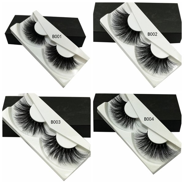 1801422815e 2) Luxury 3D Mink 25mm Eyelashes long dramatic mink lashes real siberian  eyelashes Custom Made/Private Logo