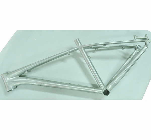 No painting new 26*17inch super light 1590g MTB bicycle frame 26er mountain bike frames spare ultralight aluminum alloy frame