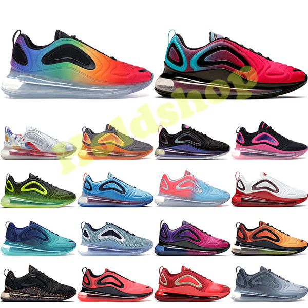 best selling Be True Running Shoes For Men Women Future Triple Black Volt Pink Sea Sea Forest Sunset Sunrise Mens Trainer Fashion Sports Sneakers 36-45