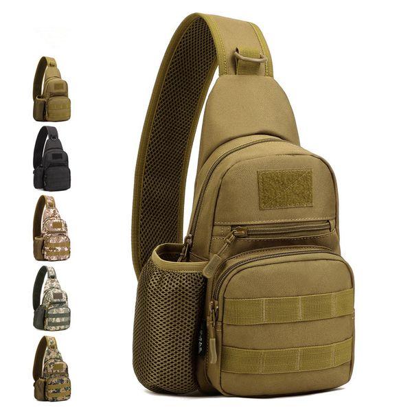 Protector Plus X216 Taktische Brusttasche Männer Jagd Umhängetasche Wasserflasche Mini Casual Outdoor Sports Camping Taschen