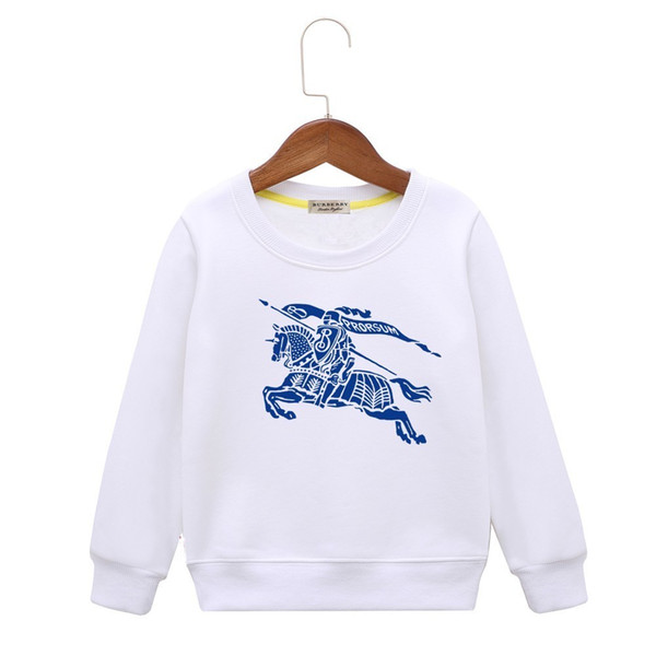 kids hoodies 2019 Spring New Pattern Korean Edition Children Love Pure Cotton Long Sleeves Sweater Clothes Jacket T-shirt Bottom