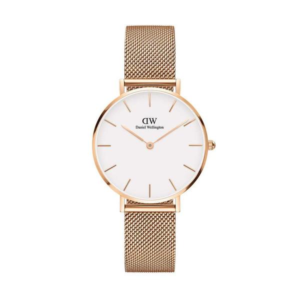 Luxus Modemarke Mädchen Stahlband New D-Wellington Uhren 32mm Damenuhren Luxus D-W Quarzuhr Relogio Feminino Montre