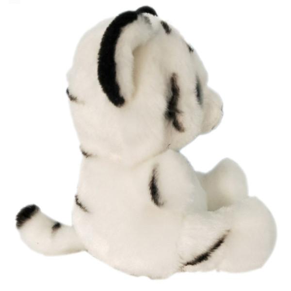 Tsum tsum çocuk oyuncakları sevimli beyaz kaplan bebek hayvan bebek doğum günü hediyesi peluş oyuncak kaplan bebek