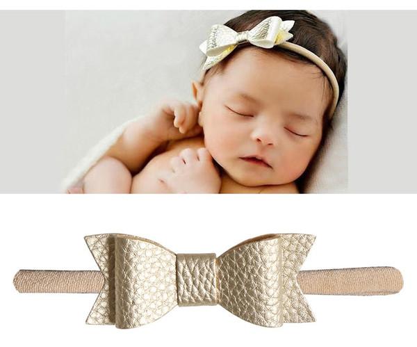 Must-have hair accessories Bohemian Unicorn cotton girl baby bow Headband jojo siwa Head Wrap Twisted Knot Soft Hair band Headbands Bandanas
