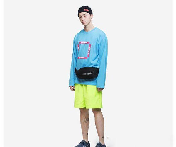 Nueva moda coreana de verano pantalones cortos para hombres multicolor azul rojo púrpura azul verde playa pantalones cortos hombres ropa casual hombres pantalones cortos