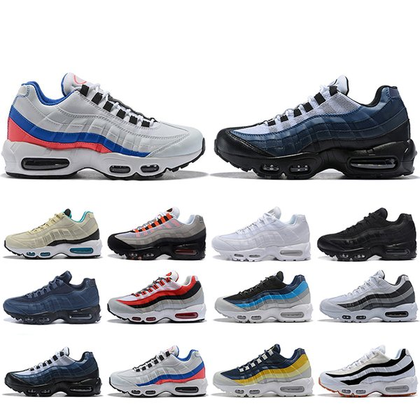 Moins cher Nouveaux Hommes Formateurs Air Runnning Chaussures OG Ultra 20ème Anniversaire Hommes Femmes Chaussures De Sport Triple Blanc Noir Designer Baskets US 5-12