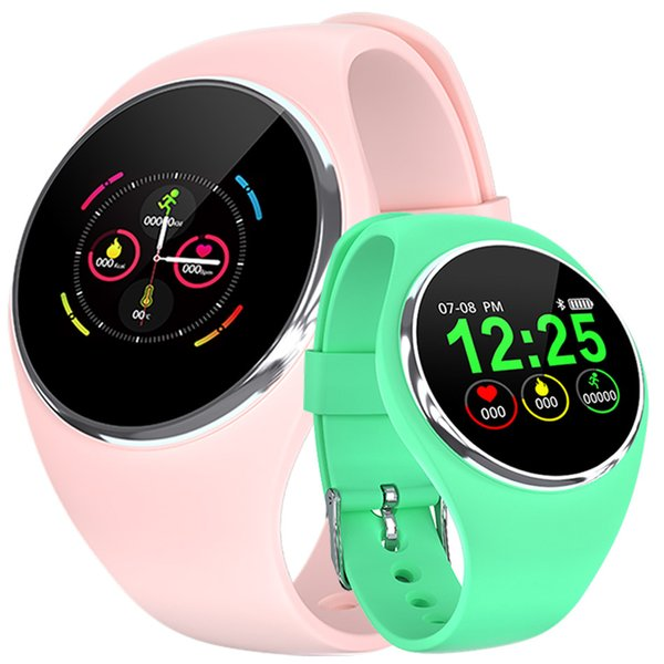 Lady Fitness Smart Watch Women Smartwatch Heart Rate Monitor Pedometer Touch Waterproof Running Sport Watch For Android IOS
