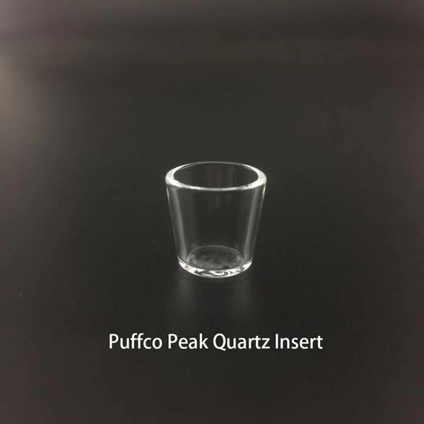 Replacement For Ceramic Insert 3 Puffco Peak Quartz inserts