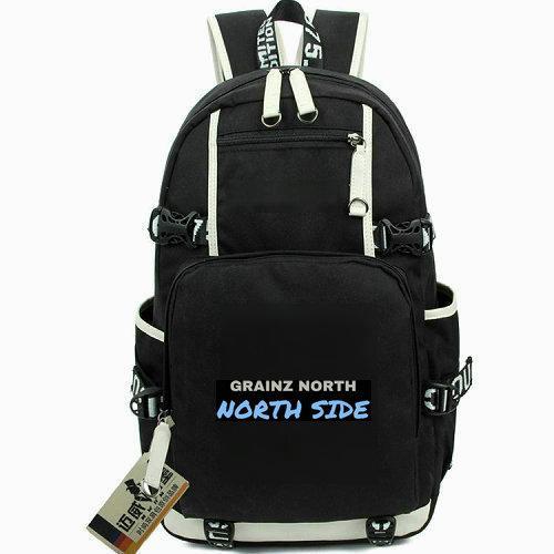 Grainz north day pack The way out daypack Side rapper schoolbag Print packsack Laptop rucksack Sport school bag Out door backpack