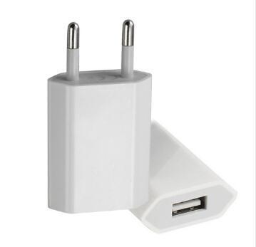 Mokingtop Chargeur Universel De Téléphone Portable Européen USB Adaptateur secteur EU Plug Mur Chargeur De Voyage pour iphone 6S pour Samsung S7