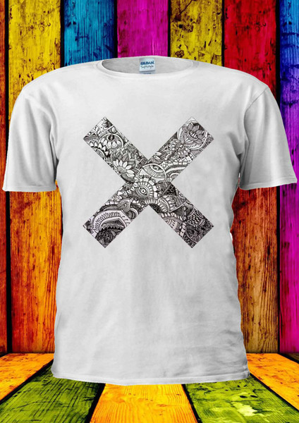 X With Eyes Instagram Design Tumblr T-shirt Vest Tank Top Men Women Unisex Funny 100% Cotton T Shirt Brand Shirts Jeans Print
