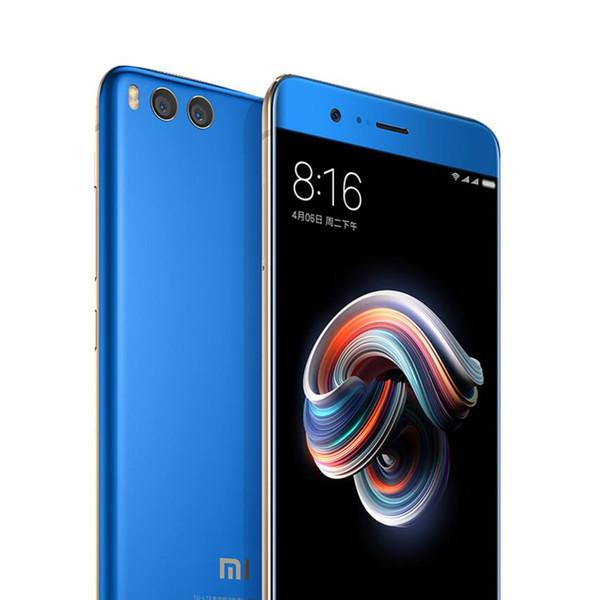 Original Xiaomi Mi Note 3 Note3 6GB 128GB Mobile Phone Snapdragon S660 Octa Core Dual 12.0MP 16.0MP 5.5Inch 1920*1080 3500MAh