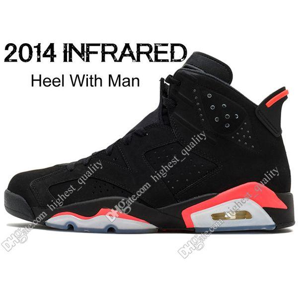 N ° 04 Black Infrared Bred 2014