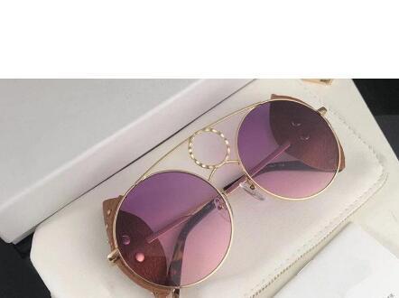 Nuove donne designer occhiali da sole 2019 moda vendita calda top qualtiy occhiali da sole firmati per donna uomo gmlsclo009