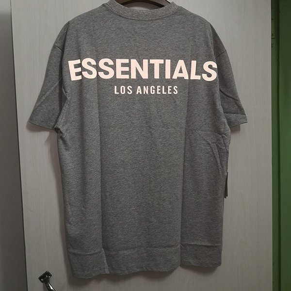 T-shirt gris Essentials