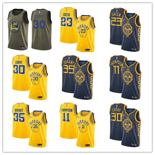 discount sale 6c7de 8af51 2019 Golden State Stephen Curry Kevin Durant Warriors Hardwood Classics  Swingman Basketball Jersey City Edition From Goodtopnew2, $22.34 |  DHgate.Com