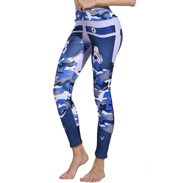 Fashion Womens Letter Print Leggings Gym Fitness Athletic Pants leggings winter pants capris warm
